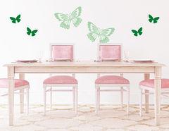 """Wandtattoo """"My sweet Butterflies"""" für Zusammenhalt"""