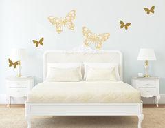 """Wandtattoo """"Butterfly Effect"""" für Miteinander"""