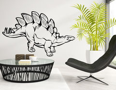 """Wandtattoo """"Stegosaurus Tegos"""" für Biologie-Interessierte"""