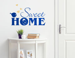 "Wandtattoo ""Sweet Home Tweet"" – da zwitschert Dir was!"
