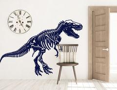 """Wandtattoo """"Tyrannosaurus Bone"""" für Urzeit Atmosphäre"""