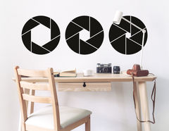 Kamera, Verschlusszeit, Lächeln, kreativ, Home-Office, graphisch, Leben, Arbeitsbereich, Raum, Atmosphäre, Photo