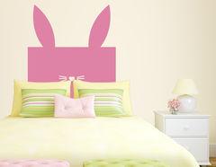 Wandtattoo Box Bunny