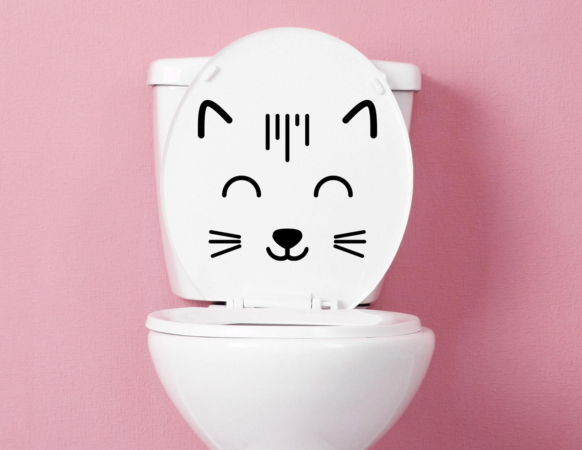 Carlo - lustiger WC-Aufkleber für Kinder