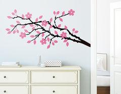 """Wandtattoo """"Kirschblütentraum"""" steht für Schönheit"""