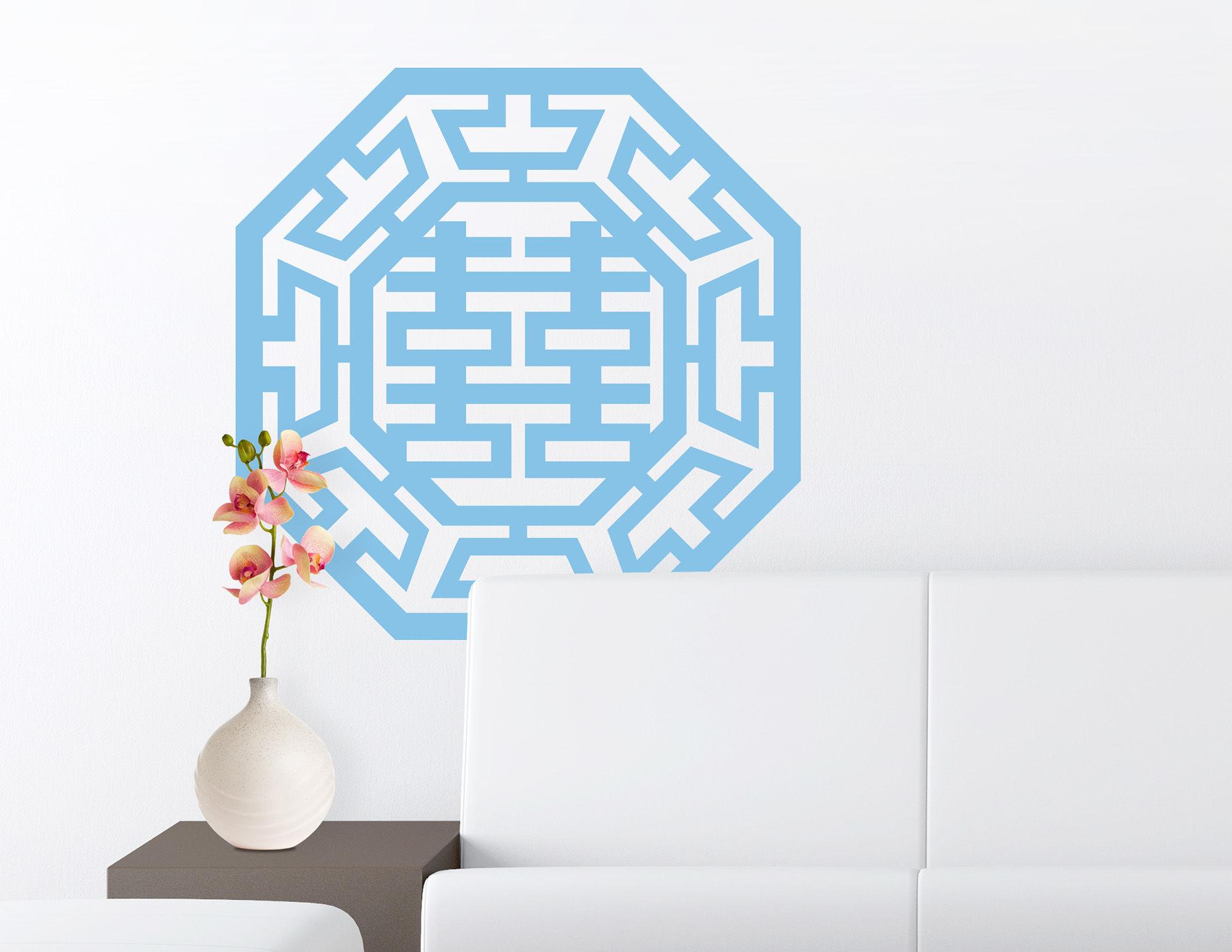 Wandtattoo Korean Pattern #5