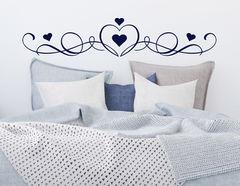 Wandtattoo Love Nest