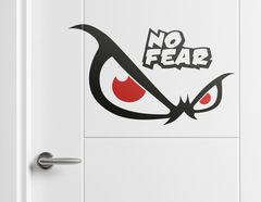 Wandtattoo No Fear