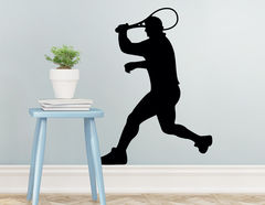 Wandtattoo Tennis Winner