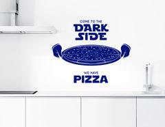 Wandtattoo We have Pizza: Eine Geschichte aus Wasser & Mehl