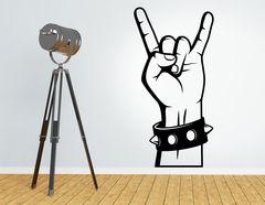 Wandtattoo You Rock