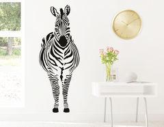 """Wandtattoo """"Zebra Zazou"""" für Safari-Fans"""