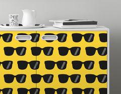 Möbel- & Dekofolie Sonnenbrille
