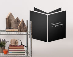 Tafelfolie Buch