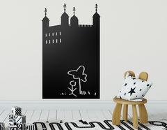 Tafelfolie Burg