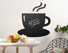 Tafelfolie Kaffeetasse
