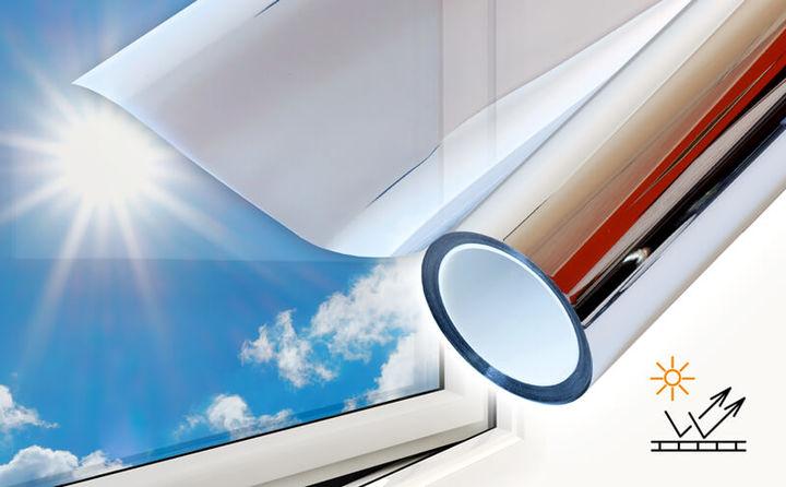 Sonnenschutzfolien für Fenster & Gebäude günstig online kaufen