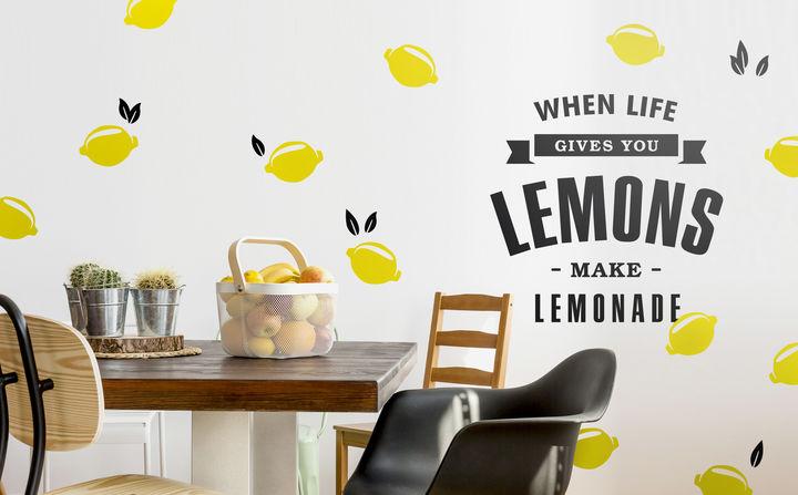 Wandtattoos zu Drinks & Cocktails machen Spaß an der Wand und inspirieren zu neuen Rezeptideen. So wird die nächste Cocktailparty garantiert ein voller Erfolg!