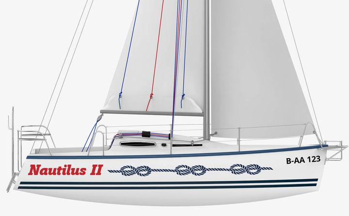 Bootsaufkleber & Bootsbeschriftung - für höchste Ansprüche!