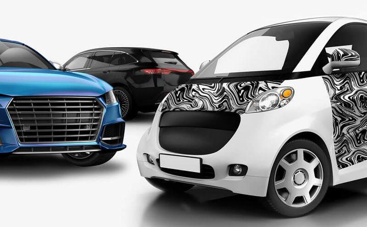 Autofolie - Car Wrapping, Autoscheiben-Tönungsfolie und mehr