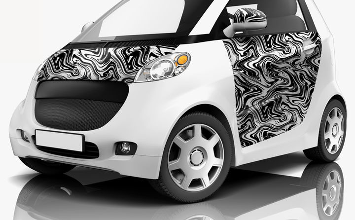 Car Wrapping Autofolie Print