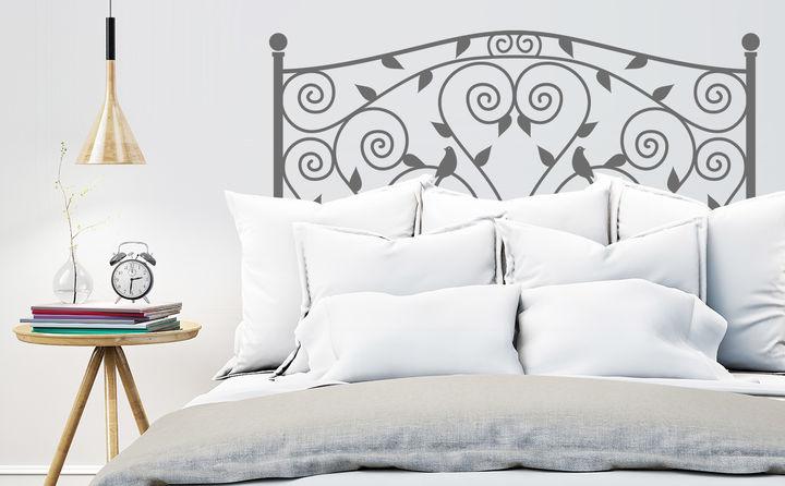 Wandtattoos für das Schlafzimmer