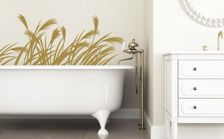 Wandtattoos für's Badezimmer - gestalte jetzt Deine Wellness-Oase.