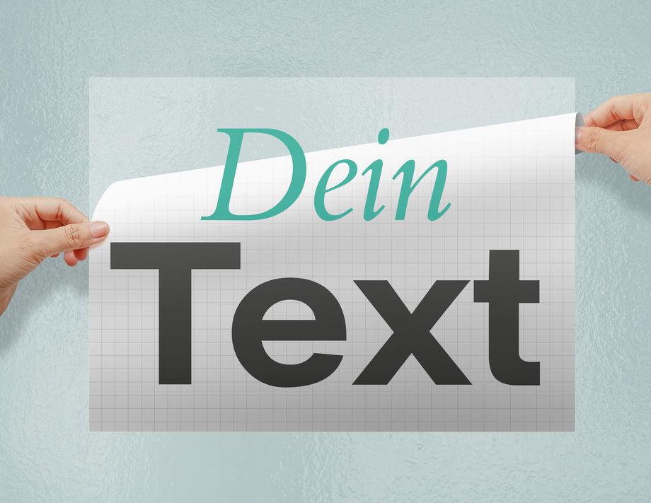 Klebebuchstaben Folienschrift Online Selbst Gestalten