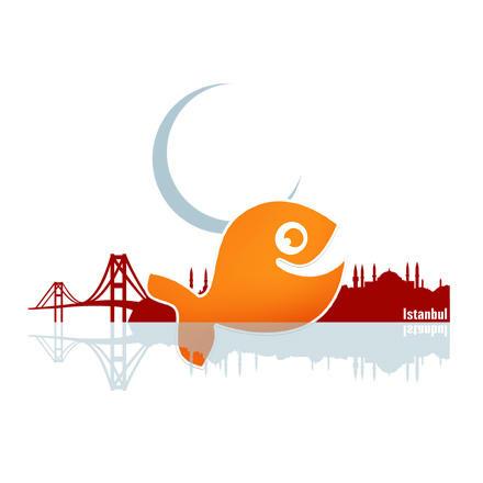 Wandtattoo Skyline Istanbul - Die Welt bei Dir Zuhause!