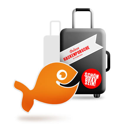 Aufkleber und Sprüche selber gestalten – Dein Koffer wird zum Unikat!