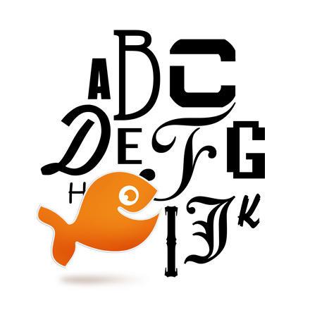 Buchstaben Aufkleber, Klebebuchstaben – Buchstabenmuseum?