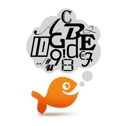 Buchstaben Aufkleber clever online bestellen