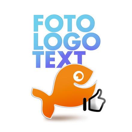 Logoaufkleber, Digitaldruck, Bildaufkleber oder Fotoaufkleber