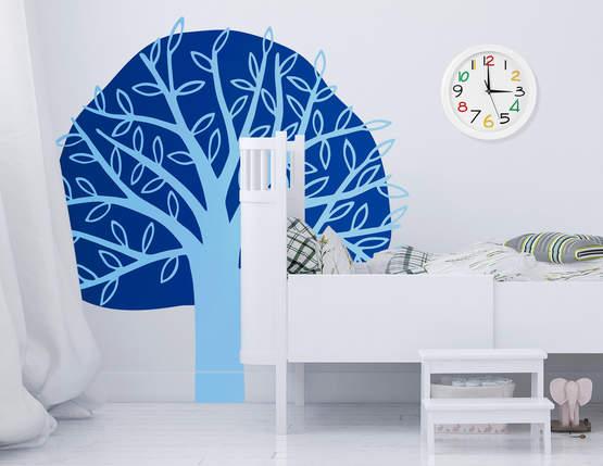 """Wandtattoo """"Sommernachtsbaum"""" drückt pures Leben aus"""